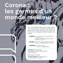 Corona : les germes d'un monde meilleur ?