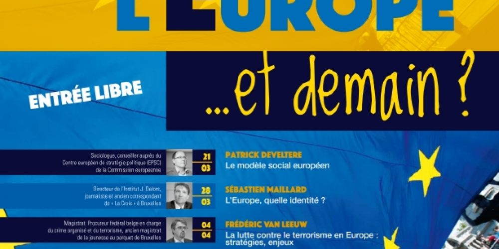 L'Europe… et demain ?