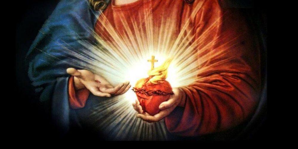 Le cœur de Jésus