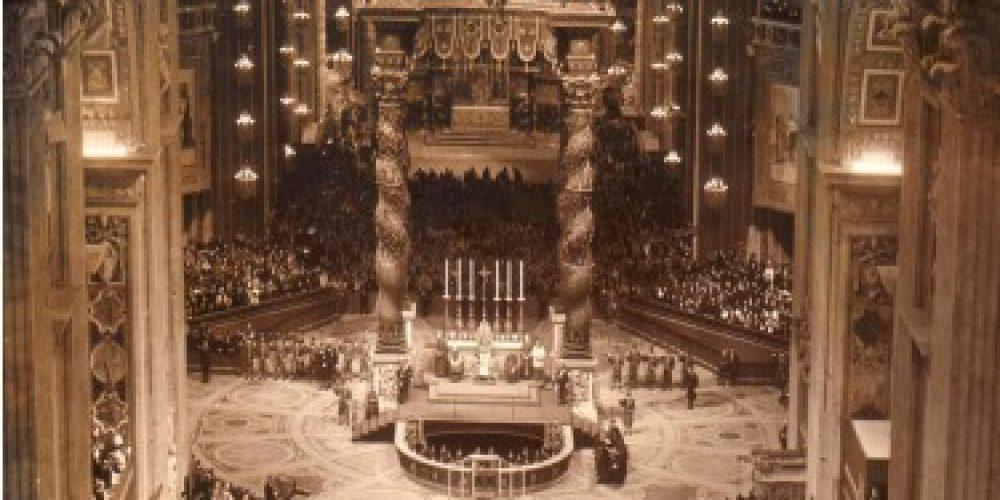 Vatican II, 50 ans après