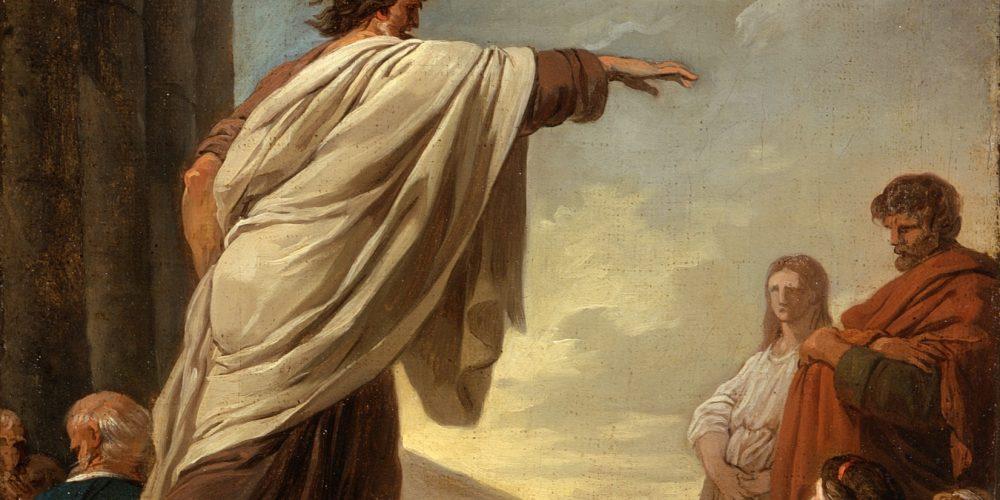 Saint Paul : Un juif dévoyé ?