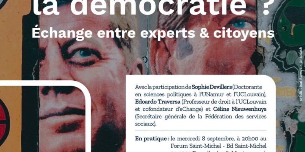Comment régénérer la démocratie ?